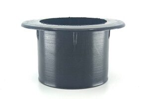 3 Inch Plastic Gutter Outet with Flange