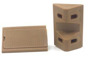 Plastic Corner Joint Blocks