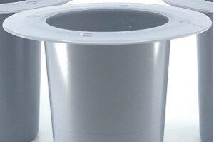 Plastic Grave Vase Inserts Made in Ireland