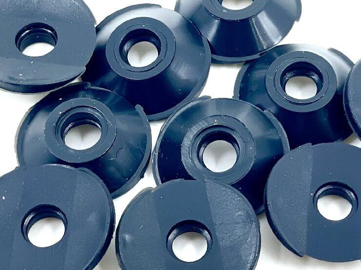 M6 Plastic Saddle Roofing Washers